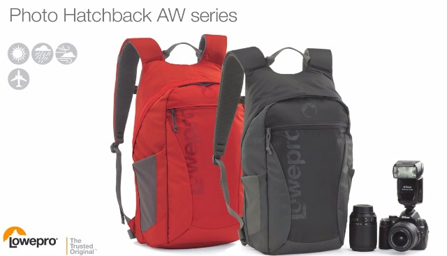 Lowepro Photo Hatchback AW Series