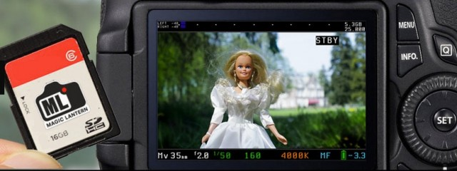 Magic Lantern Version 2.3
