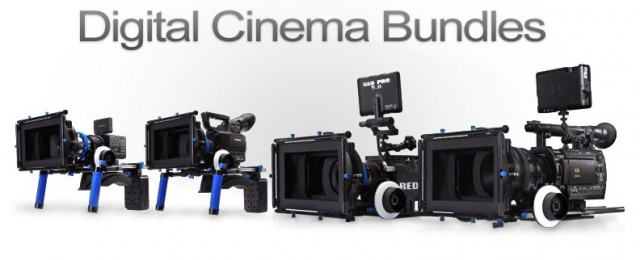 New Redrock Micro Cinema Bundles