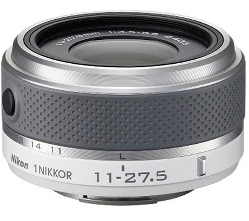Nikon 1 11-27.5mm f/3.5-5.6 Lens
