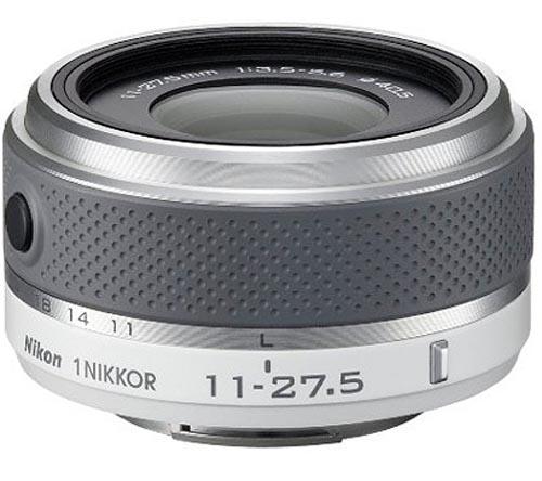 Nikon 1 11-27.5mm f/3.5-5.6 Lens