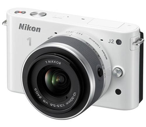 Nikon 1 J2 Mirrorless Camera