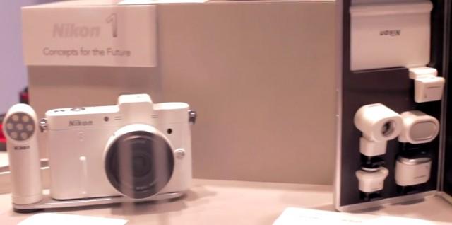 Nikon 1 Series Concepts