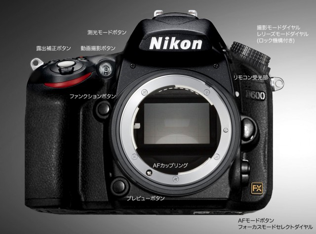Nikon D600 Rumors