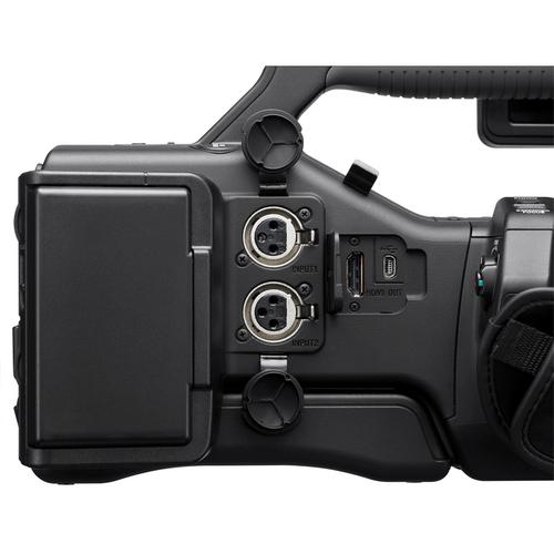 Sony NEX-EA50UH XLR