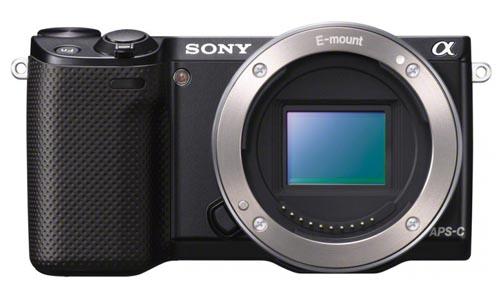 Sony-NEX-5r-front
