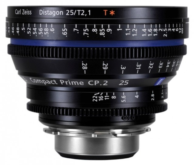 Zeiss CP2 25mm