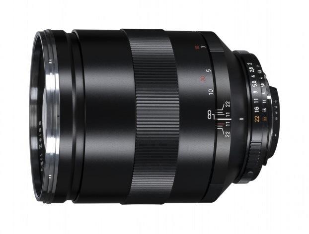 Carl Zeiss ZE Apo Sonnar T* 135 f/2 Lens