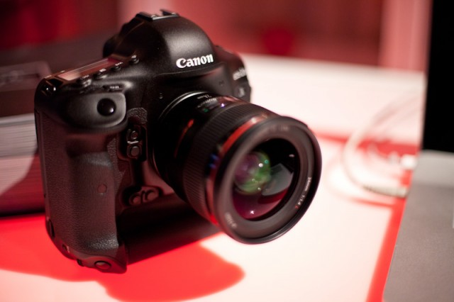 Canon 1 Series Rumors