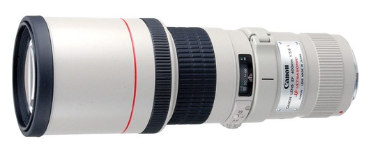 Canon EF 400mm f/5.6L
