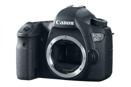 Canon 6D Angle