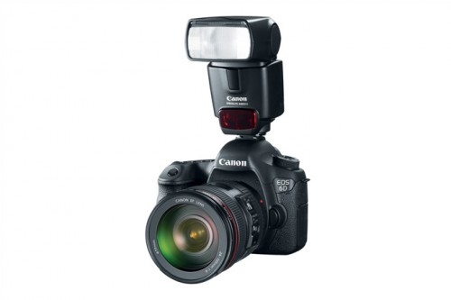 Canon 6D Flash