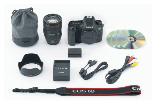 Canon 6D Kit