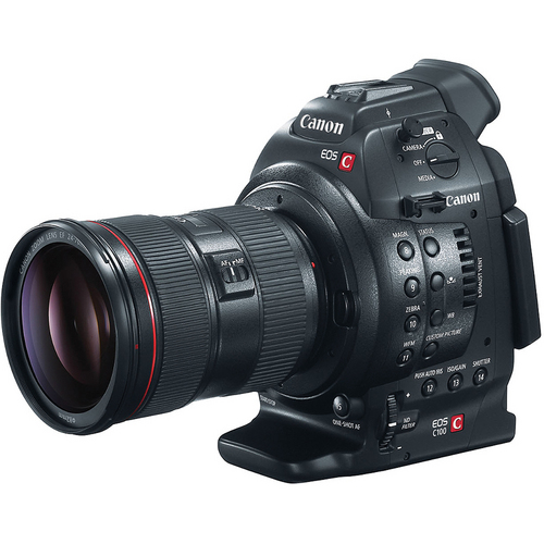 Canon C100