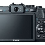 Canon G15 Back