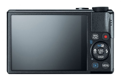 Canon S110 Back