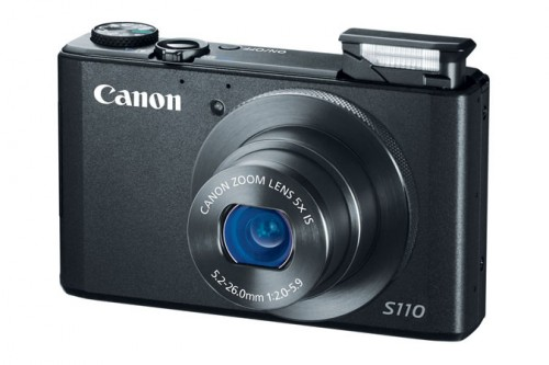 Canon S110 Flash