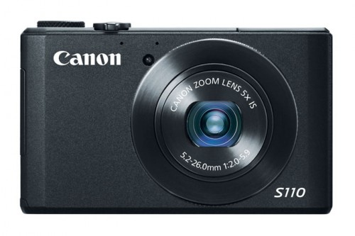 Canon S110 Front