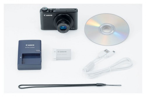 Canon S110 Kit
