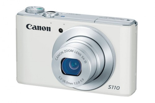 Canon S110 White