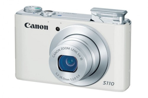 Canon S110 White Flash