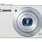 Canon S110 White Front