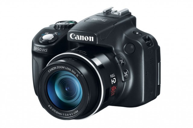 Canon SX50 HS