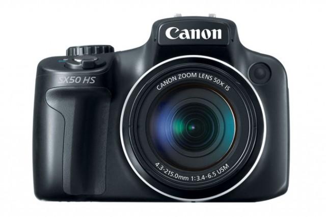 Canon SX50 HS Front