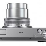 Fuji XF1 Top