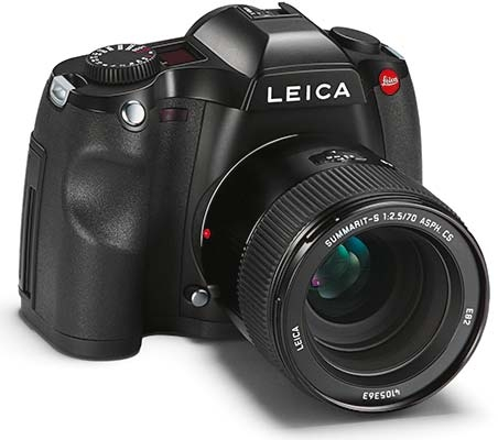 Leica S