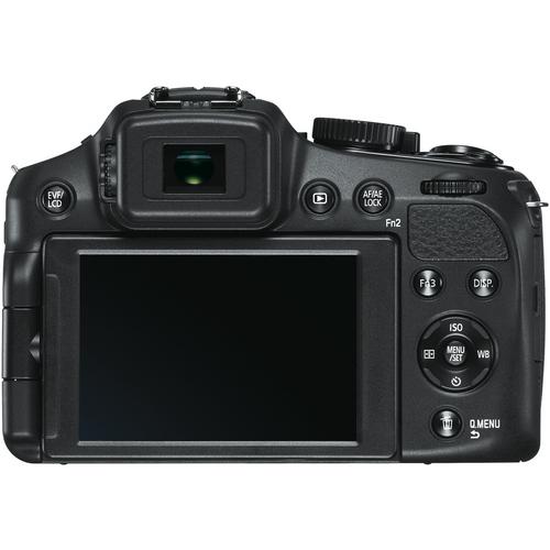 Leica V-Lux 4 Back