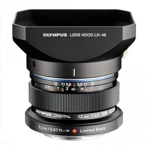 Olympus 12mm Hood