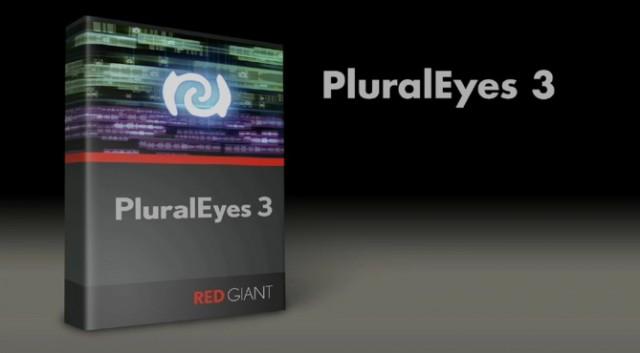 PluralEyes 3
