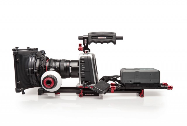 Zacuto Blackmagic Camera Kit