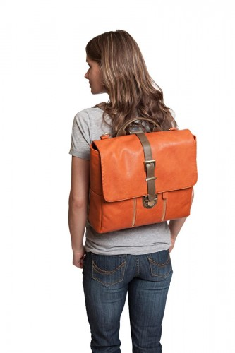 chapel-backpack-model-backpack-burnt-orange