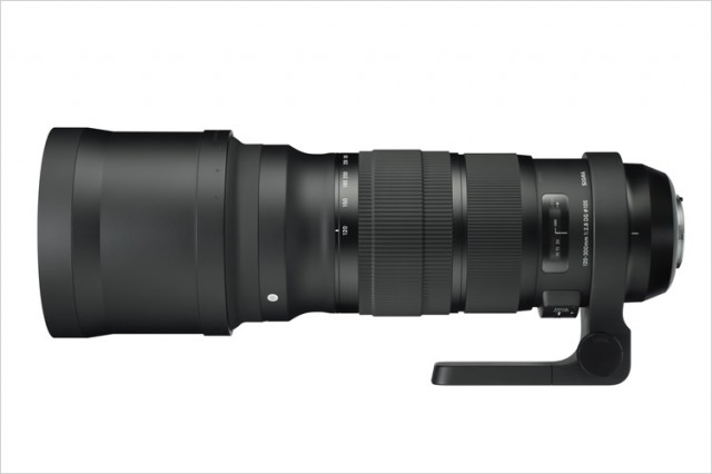 Sigma 120-300mm F2.8 DG OS HSM