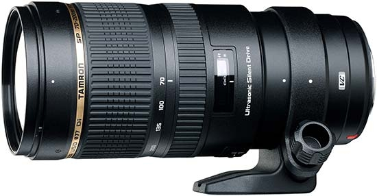 70-200mm f/2.8 SP Di VC USD Zoom Lens