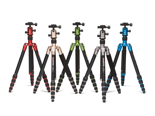 Benro MeFOTO Travel Tripod Kit
