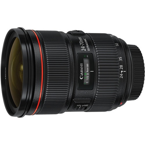 Canon EF 24-70mm f/2.8L II Lens