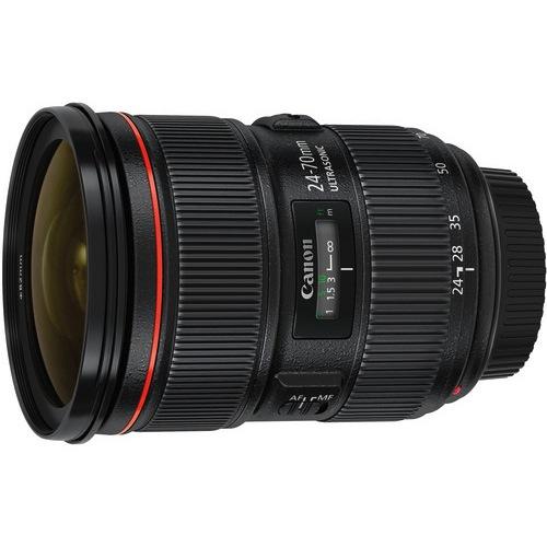Canon EF 24-70mm f/2.8L II Lens