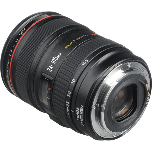 Canon 24-70mm f4 IS Rumors