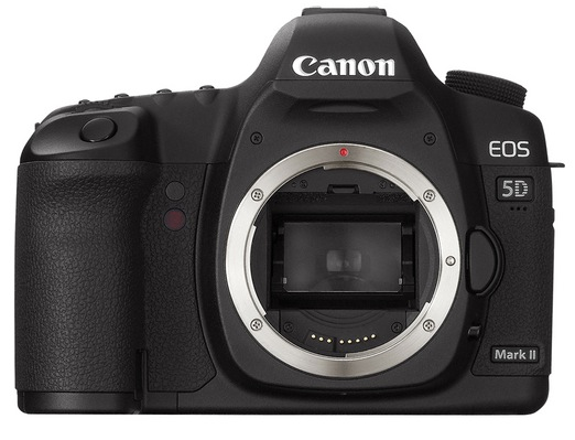 Canon 5D Mark II Instant Rebate