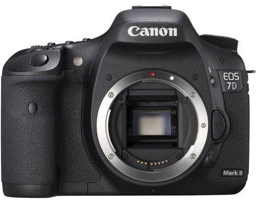 Canon 7D Mark II Rumors