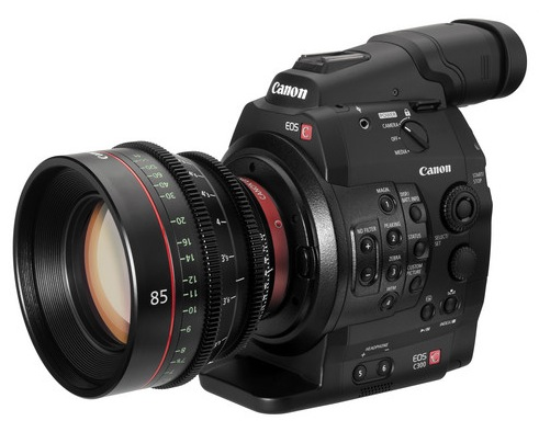 Canon C300