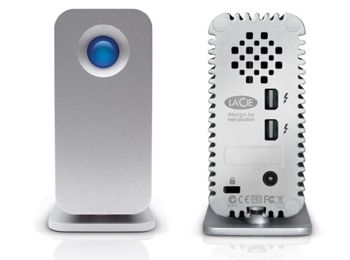 LaCie Little Big Disk Thunderbolt SSD
