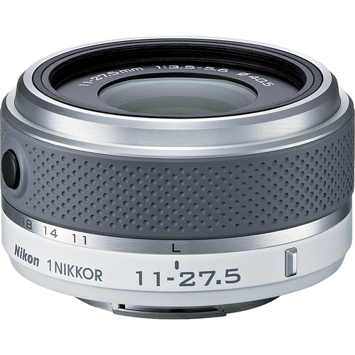 New Nikon 1 Series 11-27.5mm Lens