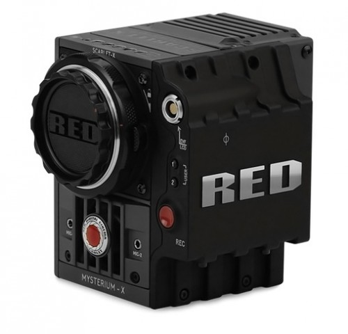 RED Scarlet