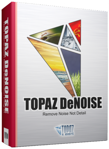 Topaz DeNoise