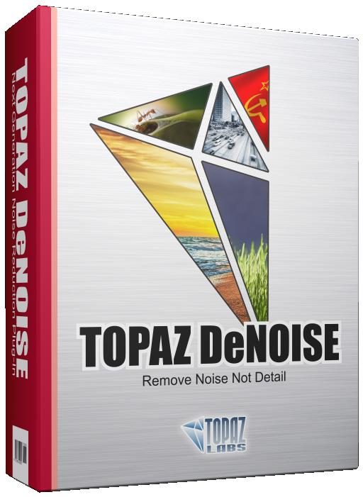 Topaz DeNoise