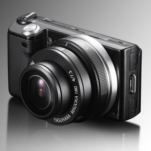 Yasuhara Madoka 180 Fisheye Lens